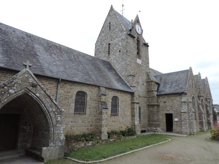 Journées du patrimoine 2019 - Visite libre de l'église Saint-Vigor