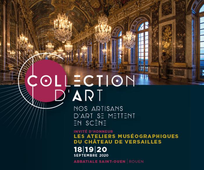 Journées du patrimoine 2020 - Collection d'Art 2020