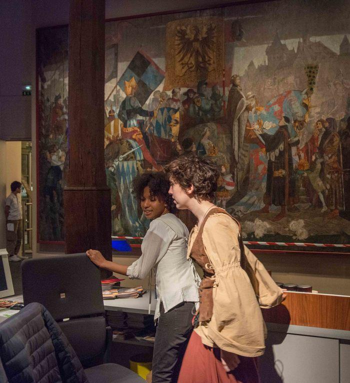 Nuit des musées 2019 -Visite libre du Musée Historique