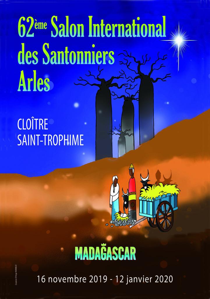 Plus de 100 exposants dans le site exceptionnel du Cloître Saint Trophime