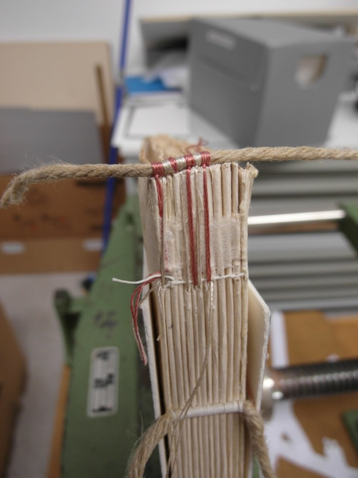 Journées du patrimoine 2020 - Découverte de la restauration de livres