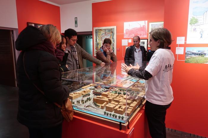 Journées du patrimoine 2019 - Ils sont là pour vous dans le Musée d'Histoire de Lyon !