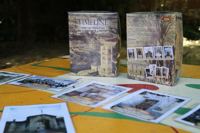 Journées du patrimoine 2020 - Timeline sur les versants du Lodévois et Larzac