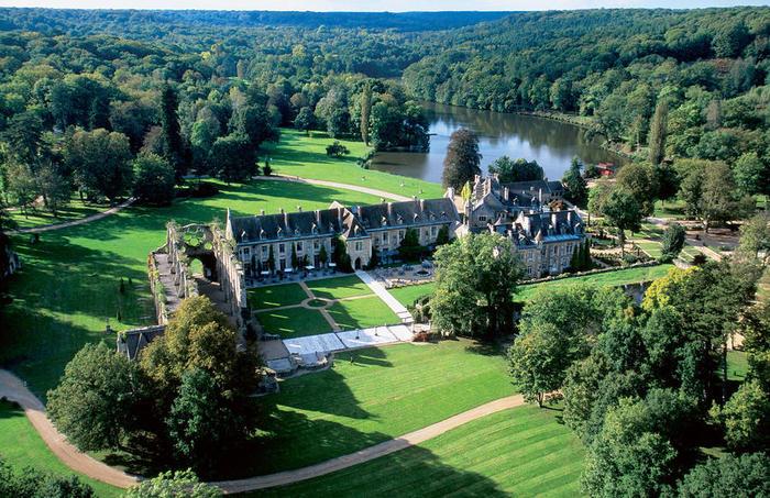 Journées du patrimoine 2019 - Visite guidée de l'Abbaye des Vaux de Cernay