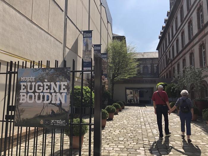 Journées du patrimoine 2020 - Visite libre du musée Eugène Boudin