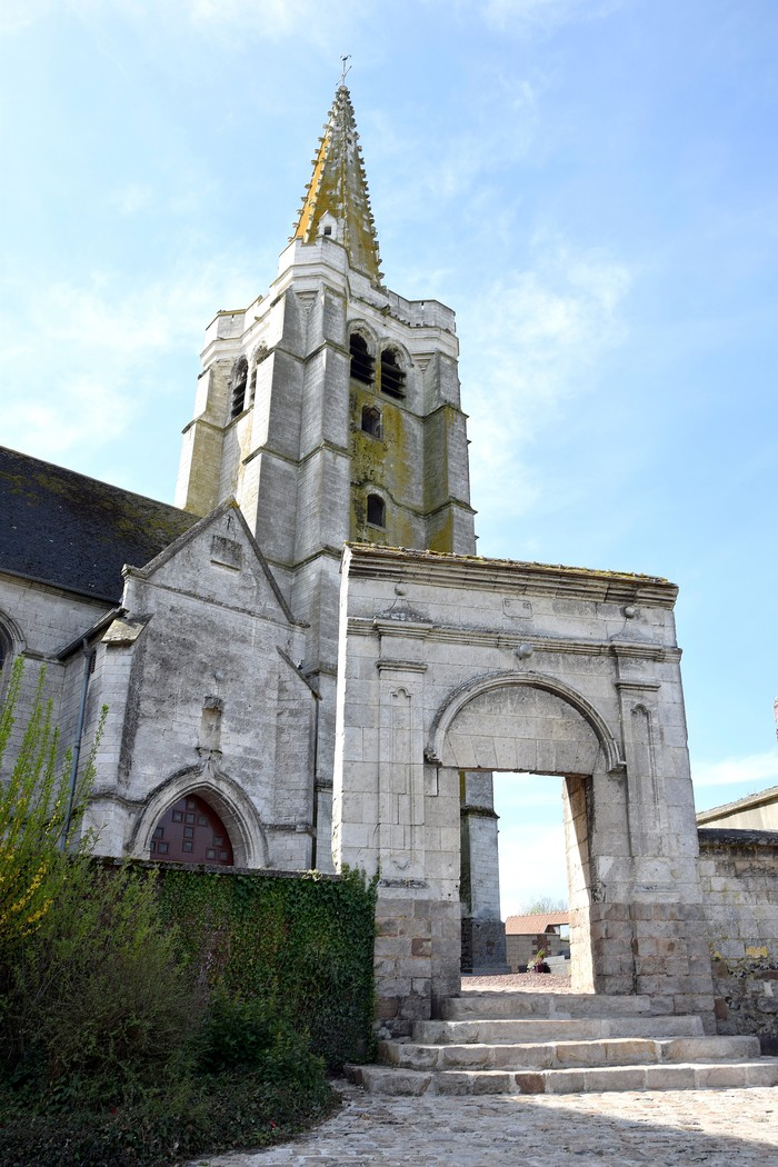 Journées du patrimoine 2020 - Visite commentée de l'Église Saint-Martin