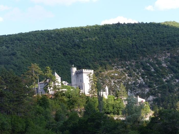 Journées du patrimoine 2020 - Visite guidée du château d'Aulan