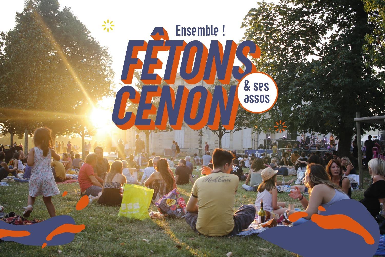 Ensemble fêtons Cenon et ses associations!