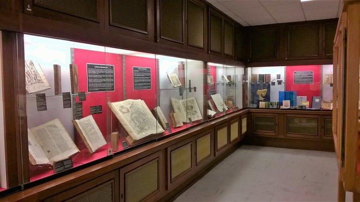 Journées du patrimoine 2019 - Visite de la salle du Trésor