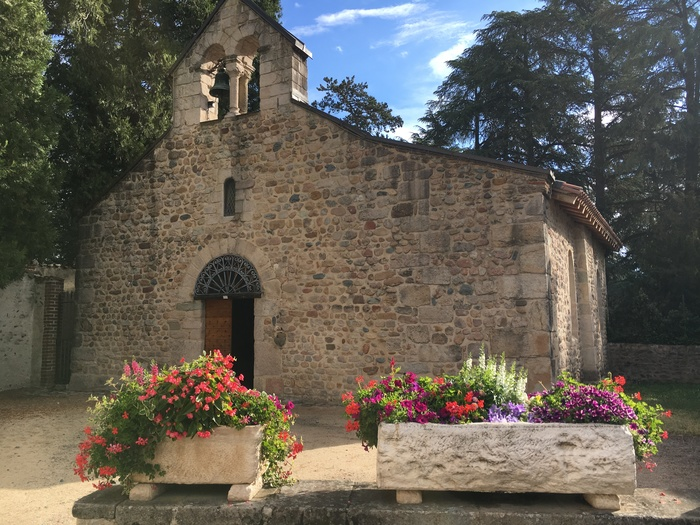 Journées du patrimoine 2019 - Lecture de poésie et chant à la chapelle