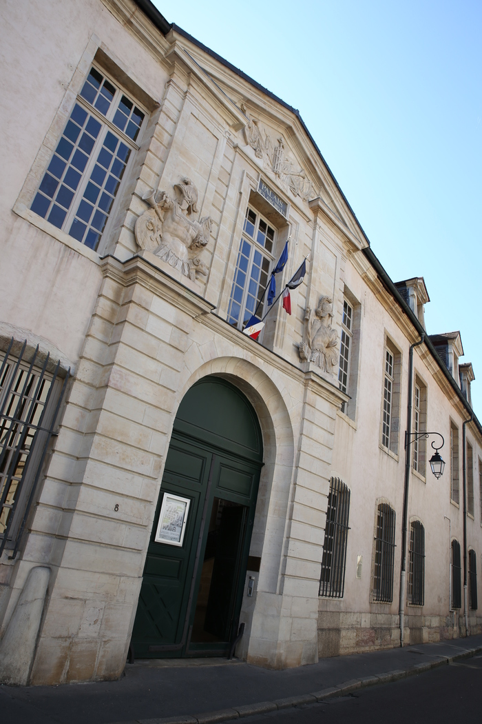 Journées du patrimoine 2019 - Viste du bâtiment des Archives départementales de la Côte-d'Or