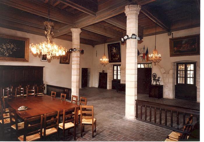Journées du patrimoine 2020 - Visite du couvent des Augustins