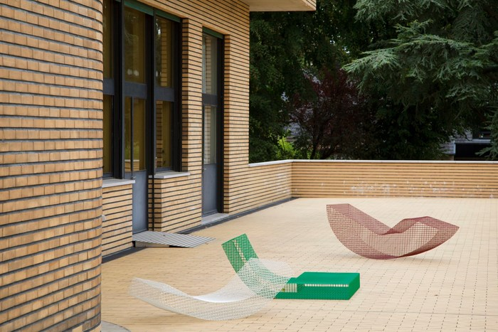 Visite guidée de l'exposition Muller Van Severen à la Villa Cavrois