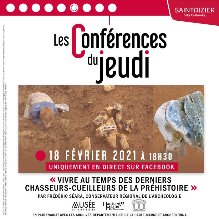Les Conférences du jeudi