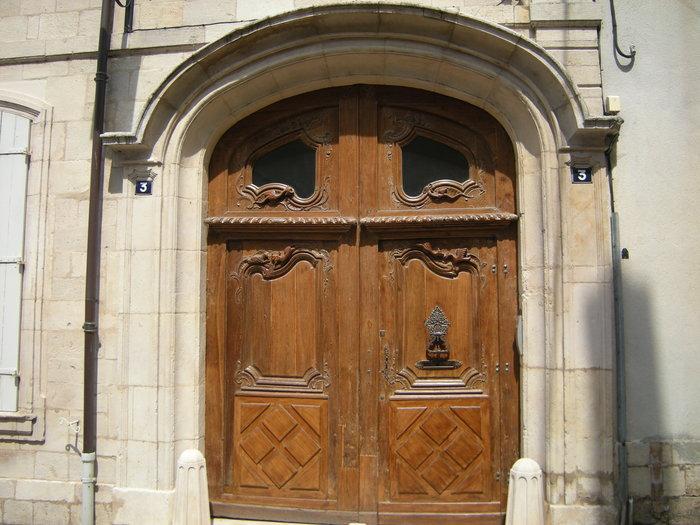Journées du patrimoine 2019 - Centre historique de Neufchâteau - Visite guidée de l'hôtel Collenel
