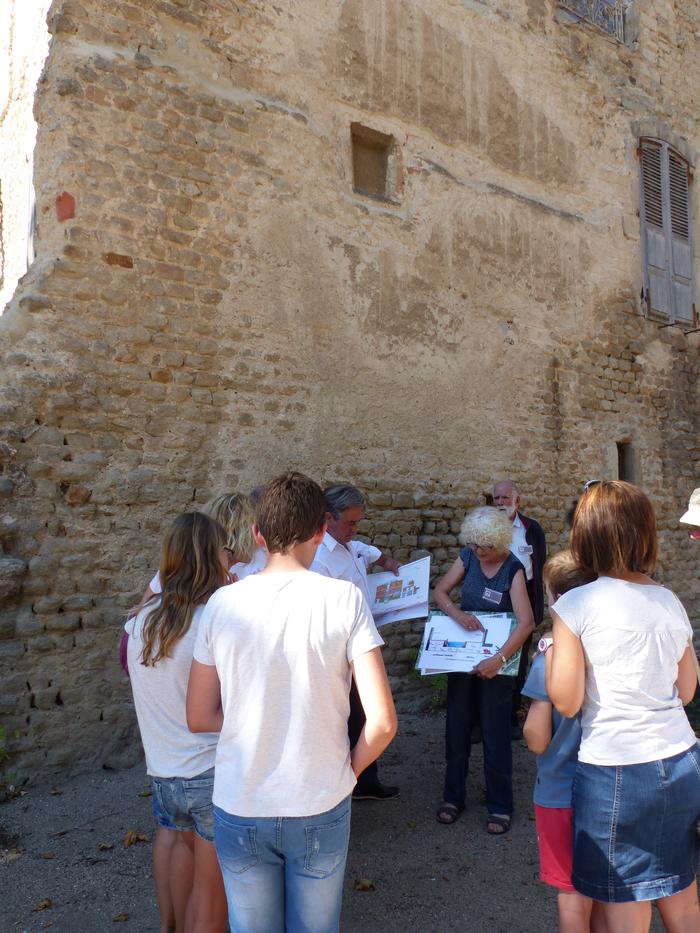 Journées du patrimoine 2019 - Visite ludique avec les Amis des thermes de Sainte-Eugénie