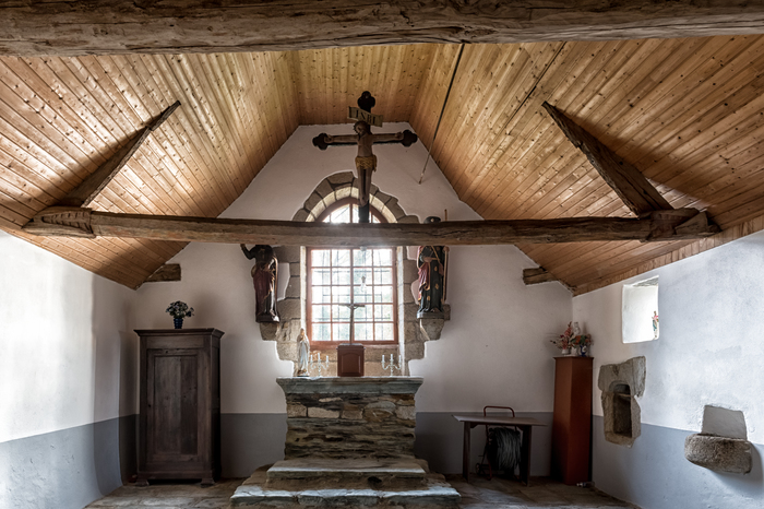 Journées du patrimoine 2020 - L'art investit la chapelle St Jacques