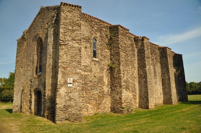 Journées du patrimoine 2020 - Commanderie templière de Coudrie - Journées du patrimoine à CHALLANS