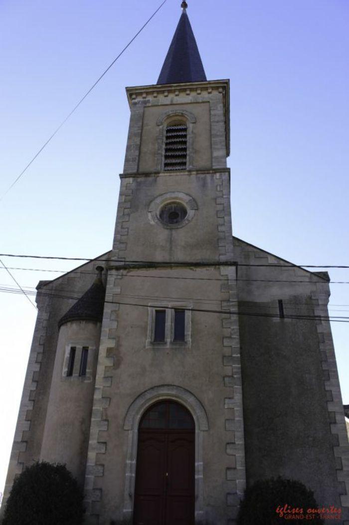 Journées du patrimoine 2020 - Visite de l'église de Prévocourt