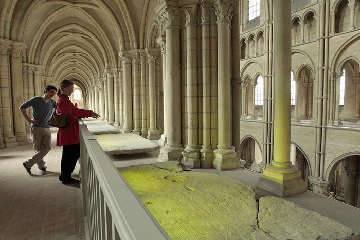 Journées du patrimoine 2020 - Visite du dépôt lapidaire de la cathédrale de Laon