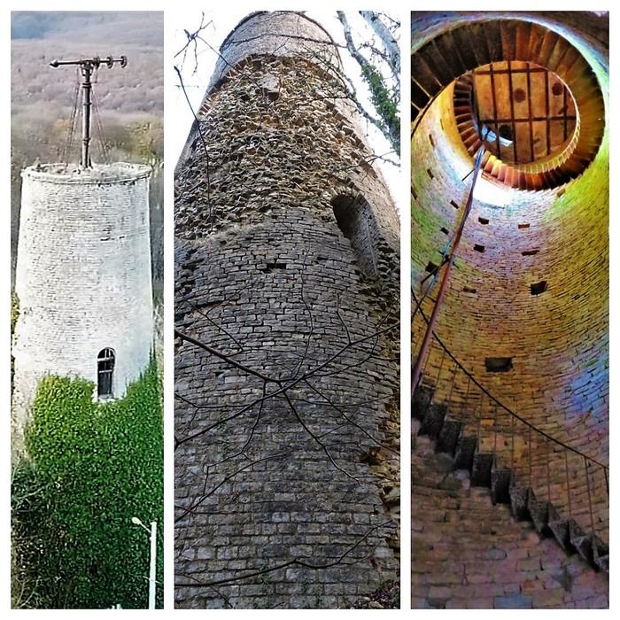 Journées du patrimoine 2020 - Visite commentée du site de la tour de Saussy