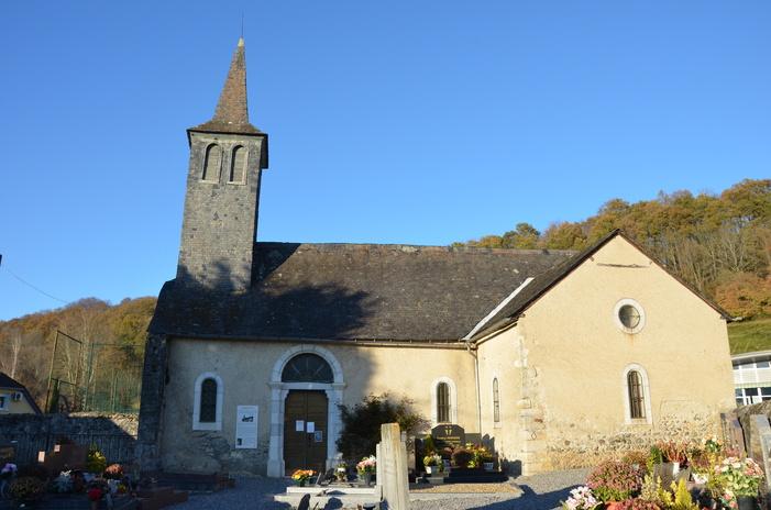 Journées du patrimoine 2020 - L'église Sainte-Lucie de Soeix, une restauration engagée