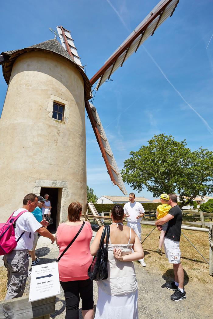 Journées du patrimoine 2019 - Journées du patrimoine au Moulin des Gourmands de St Révérend
