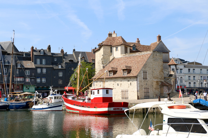 Journées du patrimoine 2020 - Visites guidées de la Lieutenance et du port de Honfleur