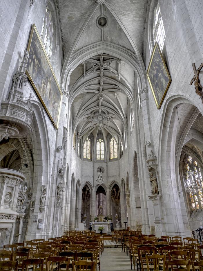 Journées du patrimoine 2019 - Visite libre de l'Église Saint-Thibault