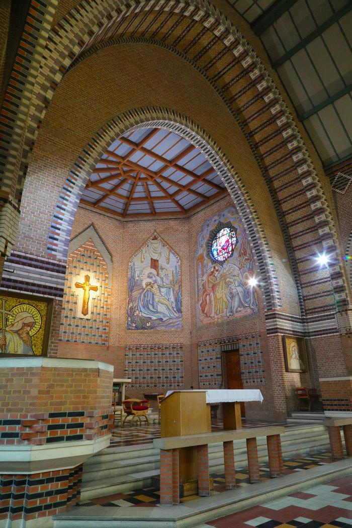 Journées du patrimoine 2020 - Diaporama sur l'histoire de Notre-Dame-des-Trévois
