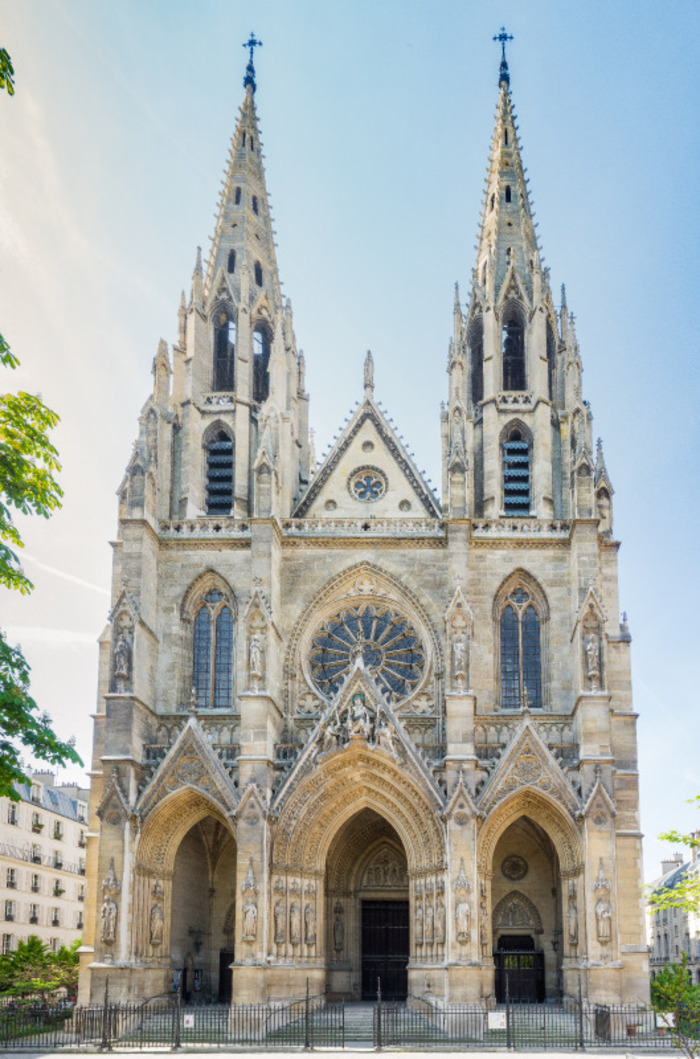 Journées du patrimoine 2019 - Visite guidée de la Basilique Sainte-Clotilde