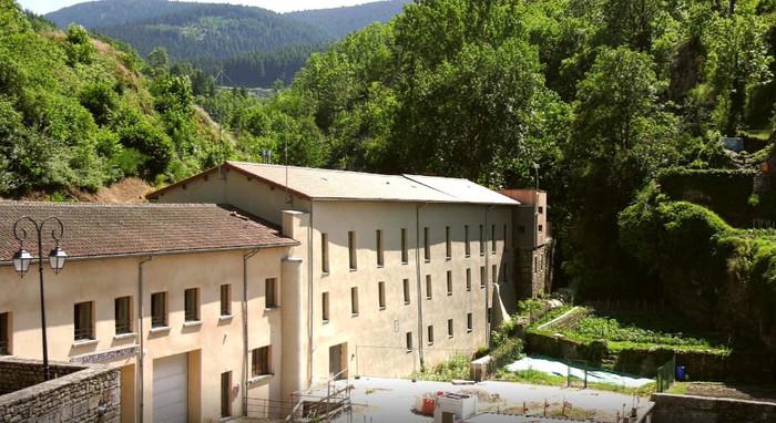 Journées du patrimoine 2020 - Visite guidée de l'usine Viornery réhabilitée en école communale et ateliers d'artisans