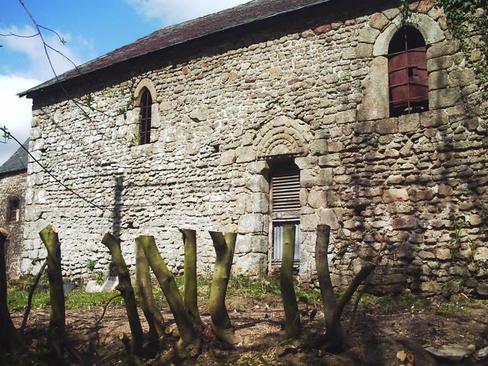 Journées du patrimoine 2019 - Chapelle de l'Ecluse et Motte Féodale - visite libre et en extérieur uniquement