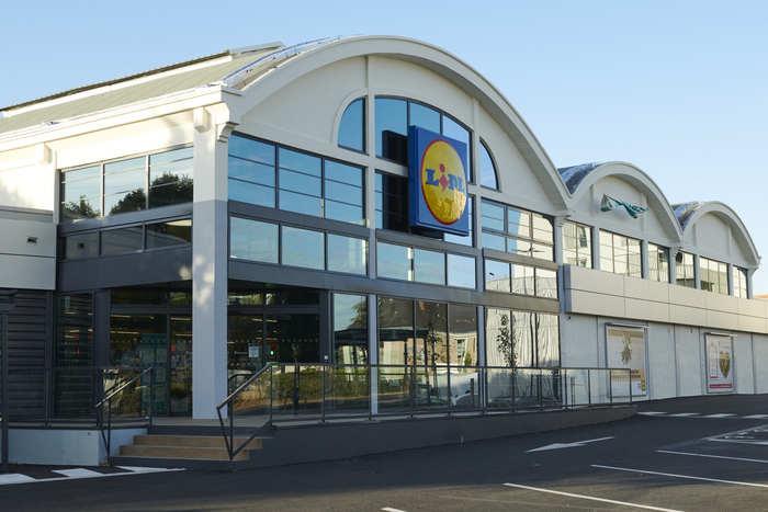 Journées du patrimoine 2020 - Visite guidée du supermarché Lidl de Nantes