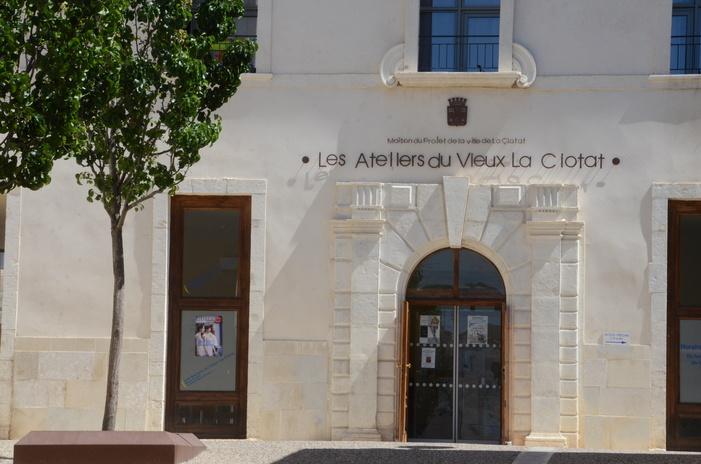 Journées du patrimoine 2019 - Balade urbaine des Ateliers du Vieux La Ciotat