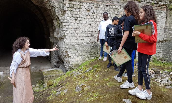 Journées du patrimoine 2020 - Visite Théâtralisée