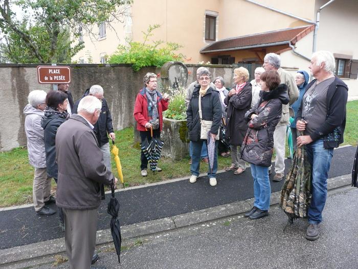 Journées du patrimoine 2019 - Le four à pain communal et la distillerie