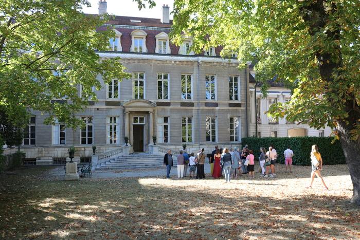 Journées du patrimoine 2019 - Visite commentée de la Direction régionale des affaires culturelles de Bourgogne-Franche-Comté