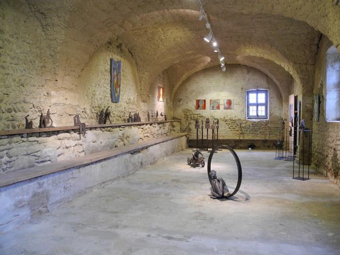 Journées du patrimoine 2019 - Expositions artistiques temporaires