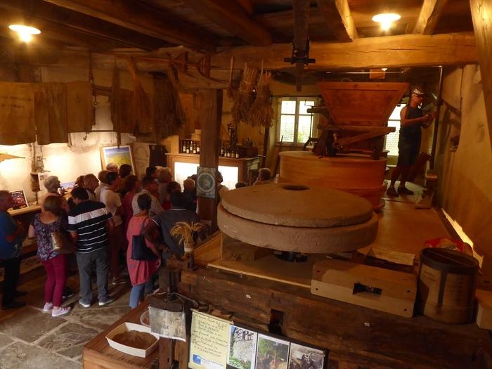 Journées du patrimoine 2020 - A la découverte du moulin de Hundsbach !
