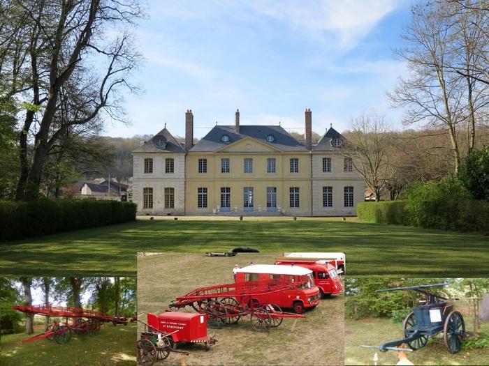 Journées du patrimoine 2019 - Exposition de véhicules et de matériels anciens de pompiers