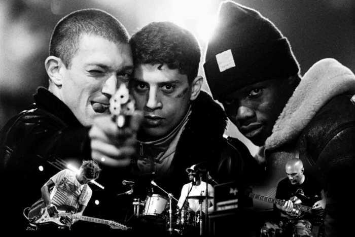 Asian Dub Foundation « La haine »