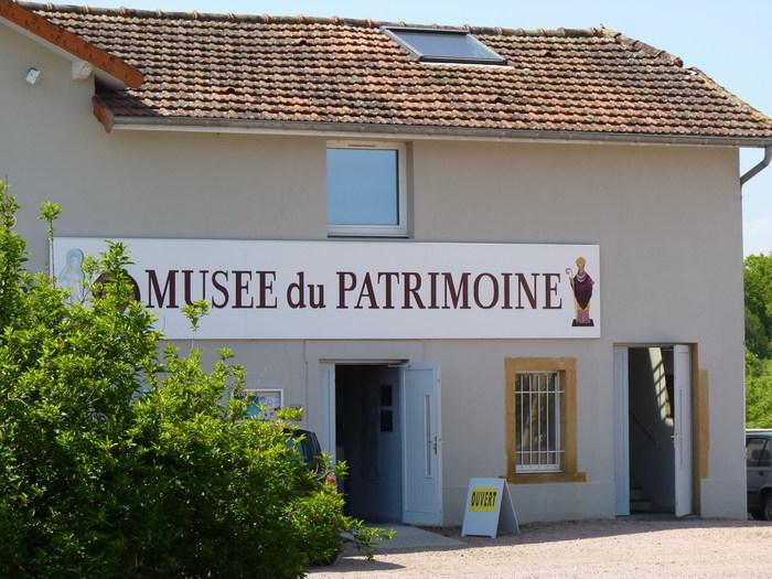 Journées du patrimoine 2019 - Visite libre du musée du patrimoine gueugnonnais