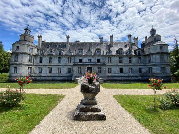 Journées du patrimoine 2020 - Visite guidée du château de Tanlay