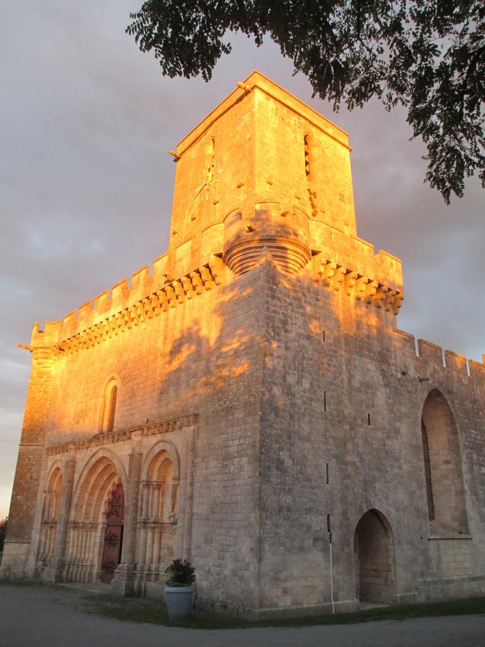 Journées du patrimoine 2019 - Découverte guidée d'une église fortifiée