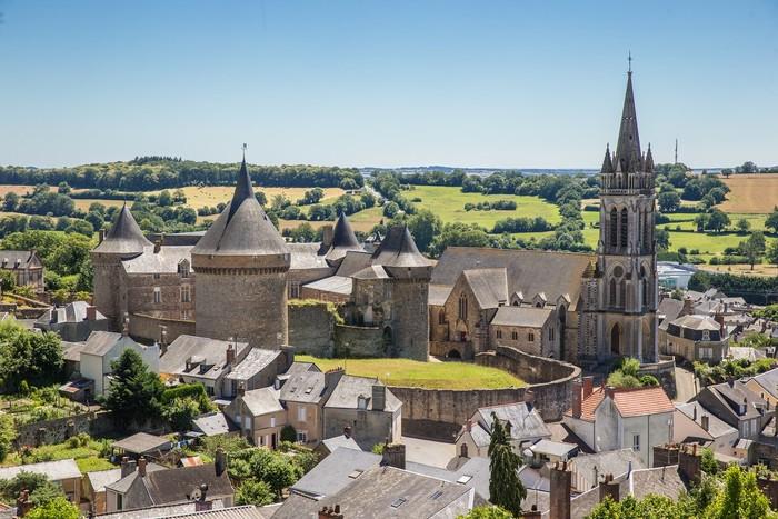 Journées du patrimoine 2019 - Visite du château de Sillé le Guillaume