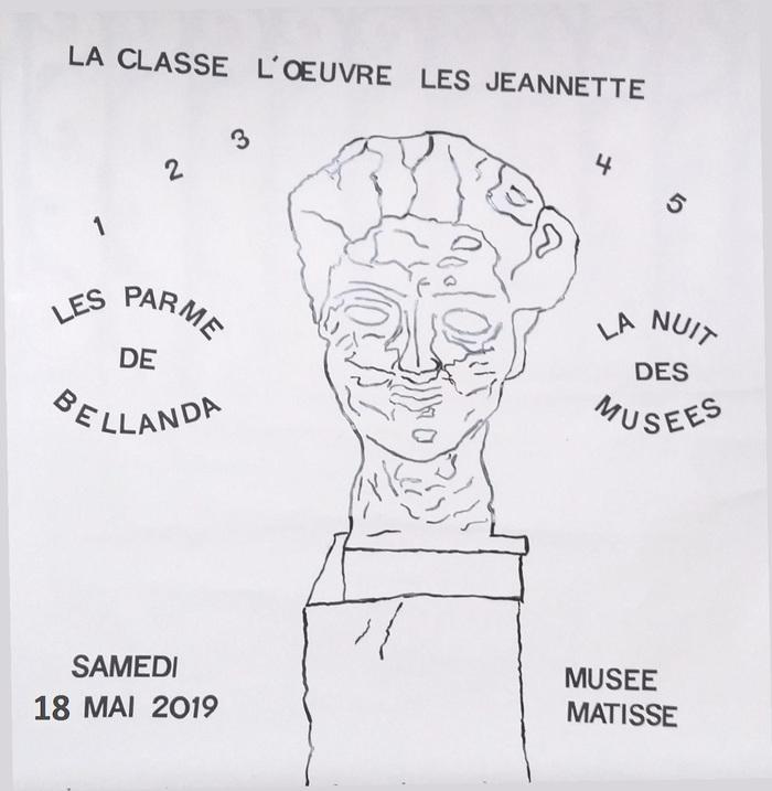 Nuit des musées 2019 -La classe, l'œuvre !