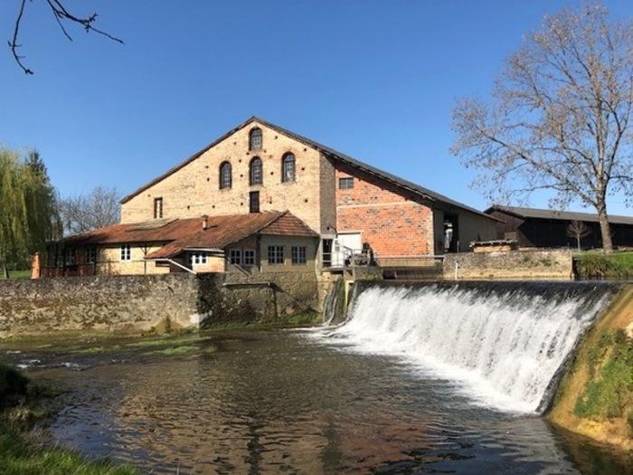 Journées du patrimoine 2020 - Visite du moulin