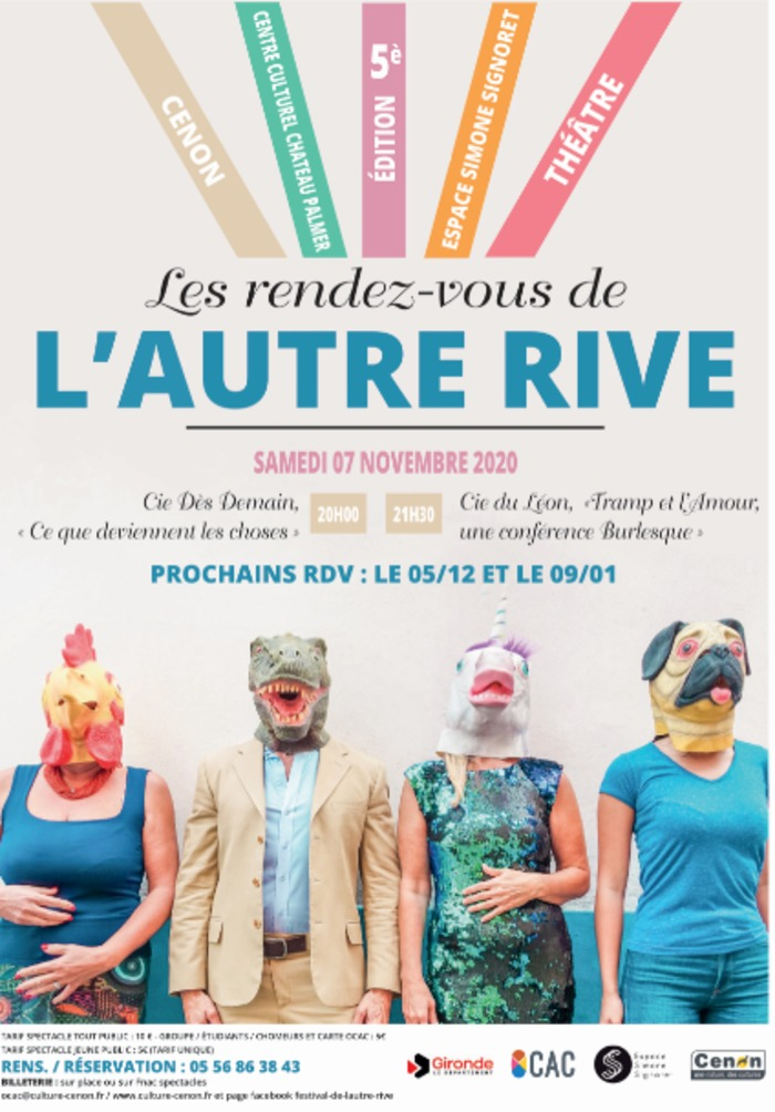 Les Rendez-Vous de l'Autre Rive 1/3 (Théâtre)