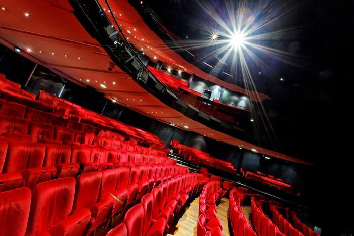 Journées du patrimoine 2020 - Visite guidée du théâtre des Arts